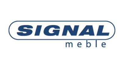 Znalezione obrazy dla zapytania logo signal meble